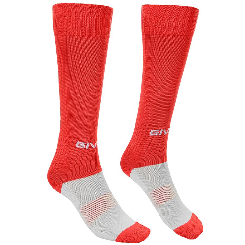 givova-getry-calcio-czerwone