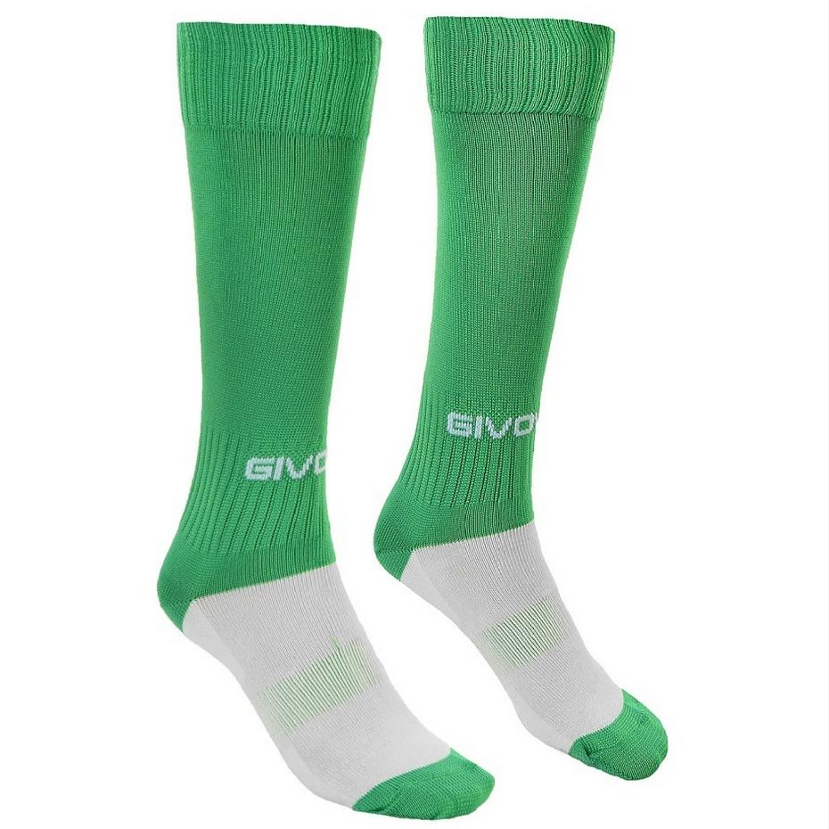 givova-getry-calcio-zielone