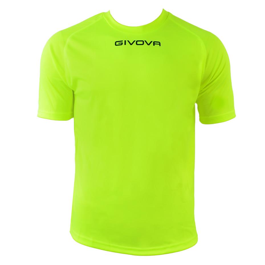 givova-koszulka-one-żółta-fluo-przod