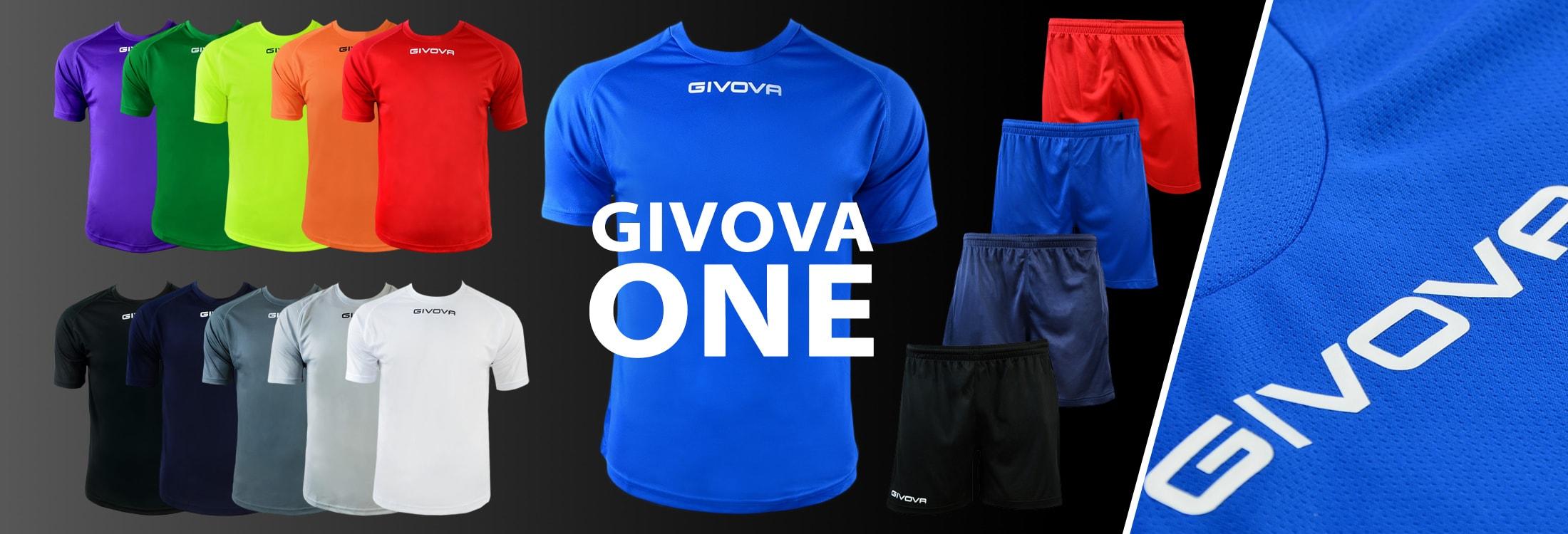 af89be6f94870e Givova - Dresy piłkarskie, Stroje piłkarskie dla dzieci