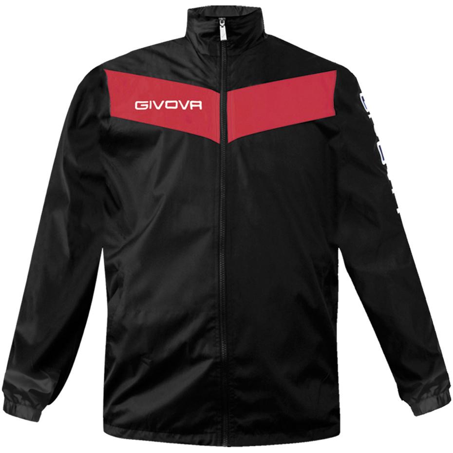 kurtka-scudo-czarno-czerwona